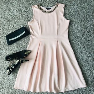 2/$28 Dorothy Perkins Pink/Peach Dress